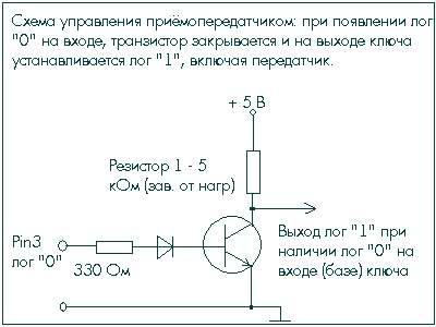 Транзистор любой малой или
